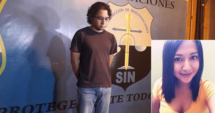 Envían a prisión a Henry Alberto Salazar por el asesinato de su novia embarazada