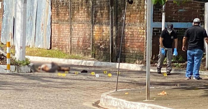 Asesinan a joven en Puerto El Triunfo, Usulután