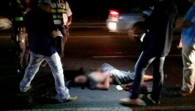 Hombre muere luego de ser arrollado por un vehículo en San Miguel