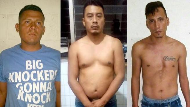 Arrestan a tres hombres por los delitos de estafa y tráfico de droga