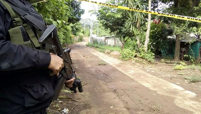 Pandilleros asesinan con arma blanca a un hombre en el municipio de Apopa