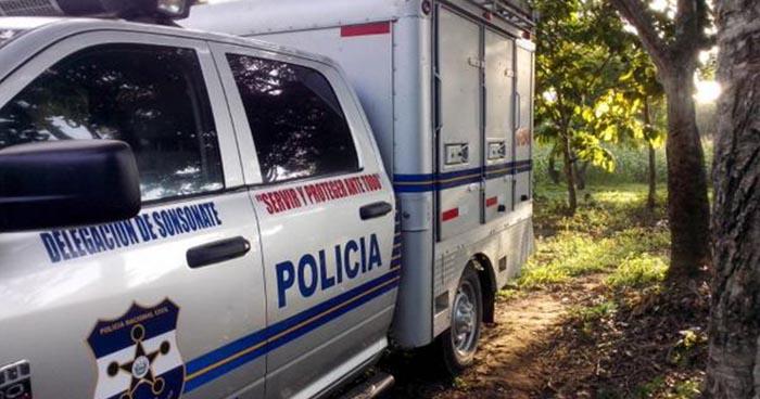 Vinculado a pandillas fue encontrado muerto en Armenia, Sonsonate