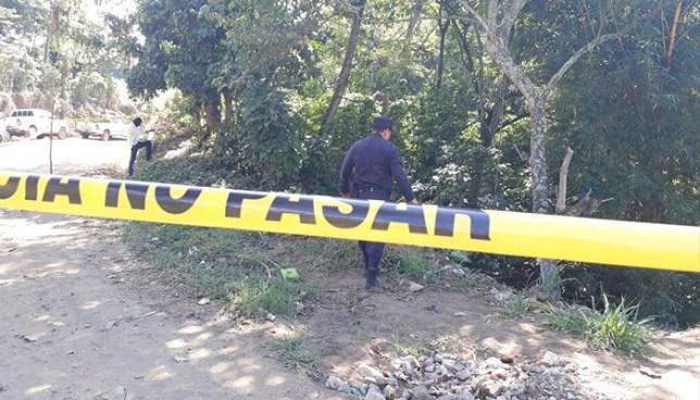 Pandilleros secuestran y asesinan a un joven en Ayutuxtepeque