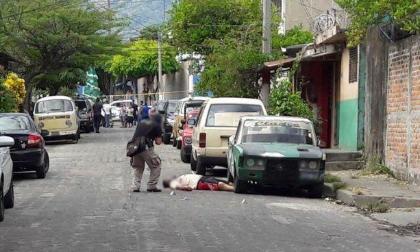 Hombre es asesinado a balazos cerca de una iglesia en Ayutuxtepeque