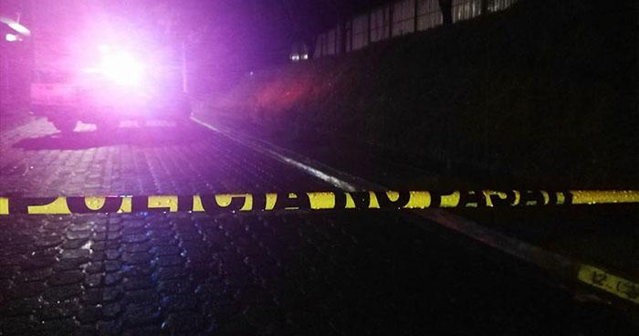 Matan a hombre al costado de un instituto de la ciudad de San Miguel
