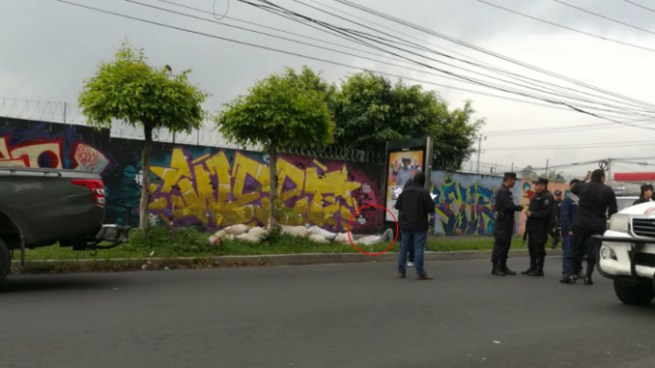 Presunto pandillero fue asesinado en la 25 avenida norte de San Salvador