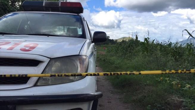 Delincuentes asesinan a un hombre dentro de su vivienda en San Isidro, Cabañas