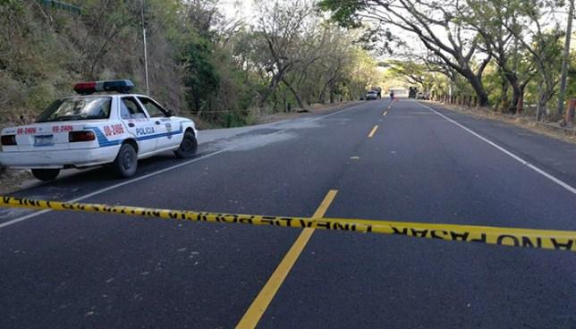 Asesinan a joven al momento que se dirigía a su trabajo en Olocuilta