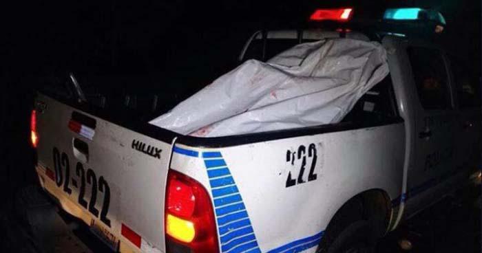 Criminales asesinan a balazos a motociclista en Coatepeque, Santa Ana