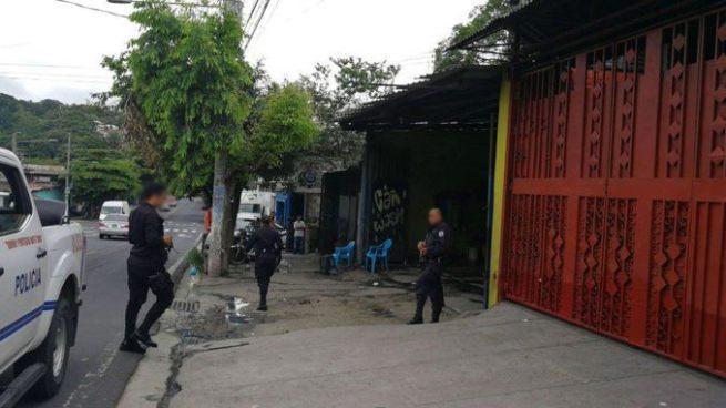 Matan a trabajador de un carwash en la 25 Avenida Sur de San Salvador
