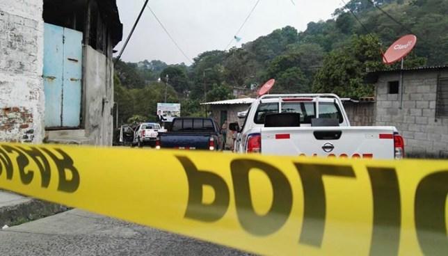 Asesinan a balazos a presunto pandillero cerca de un centro escolar en Izalco