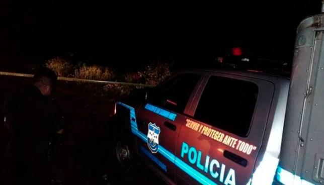 Sujetos con vestimentas oscuras matan a un hombre y hieren a otro en Chalatenango
