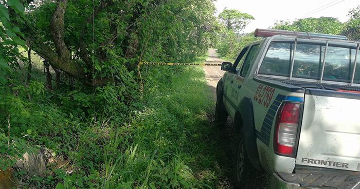 Desconocidos secuestran y matan a balazos a una mujer en Moncagua, San Miguel