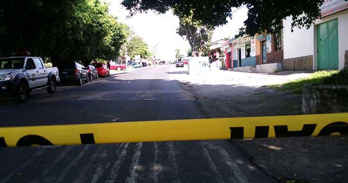 Asesinan a balazos a empleado de una bodega de plátanos en Cojutepeque