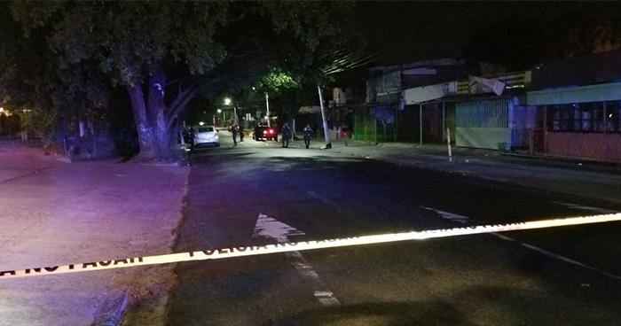 Desconocidos matan a joven en la colonia Miramonte de San Salvador