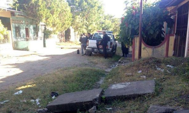 Matan a balazos a un hombre en la colonia Santa Inés de la ciudad de San Miguel