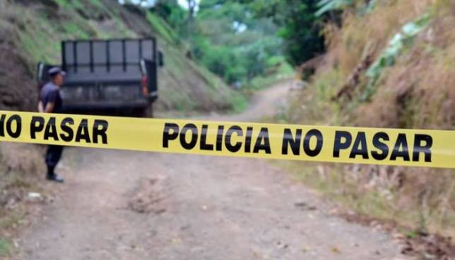 Hallan los cadáveres de dos hombres asesinados en Comasagua