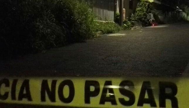 Matan a balazos a un joven en el municipio de Cuscatancingo, San Salvador