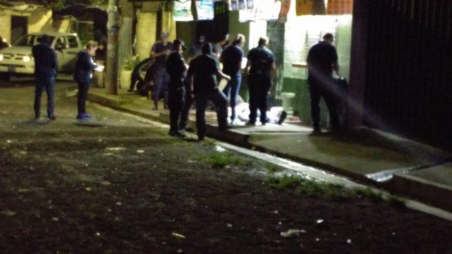Sicarios matan a balazos a un joven en Cuscatancingo