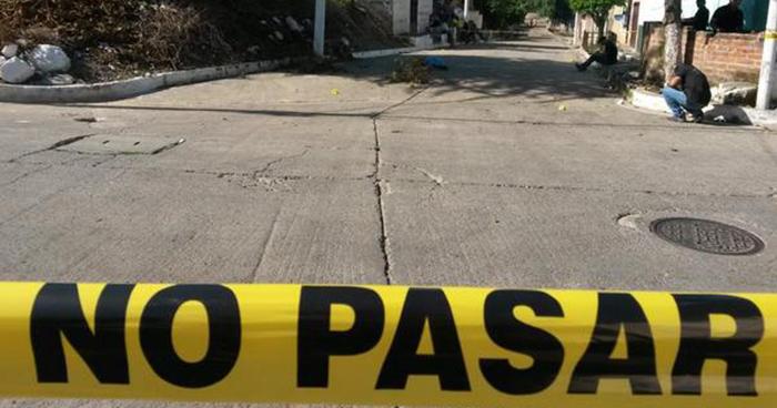 Eliminan a presunto pandillero en el barrio El Centro de El Refugio, Ahuachapán