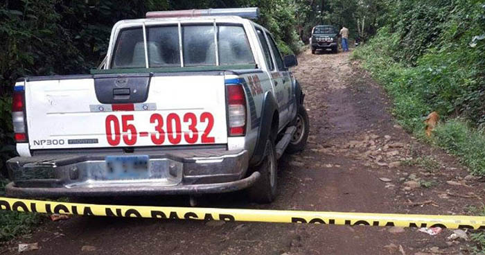 Hombre es asesinado a machetazos en una finca de Ahuachapán