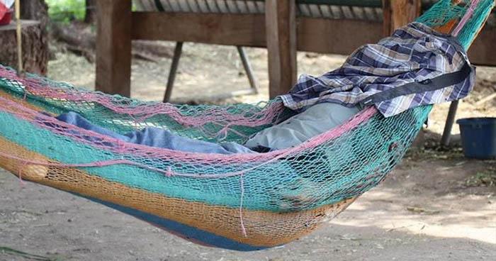 Criminales ejecutan a joven cuando descansaba en una hamaca en San Juan Opico