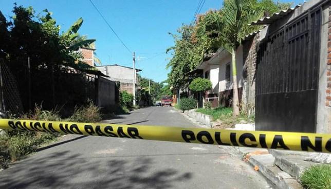 Hombre es asesinado a balazos por desconocidos en Colón, La Libertad