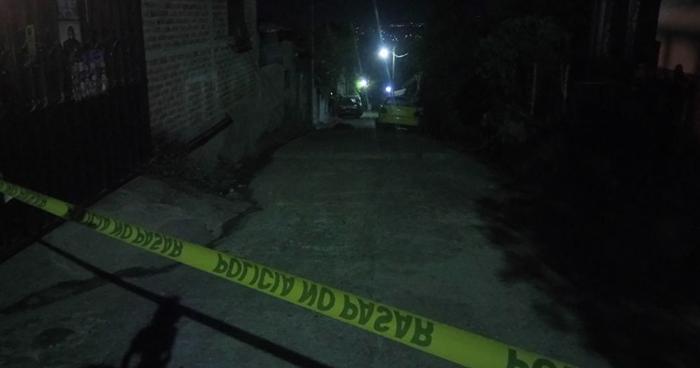 Adolescente de 16 años es asesinado en la colonia Guadalupe de Mejicanos