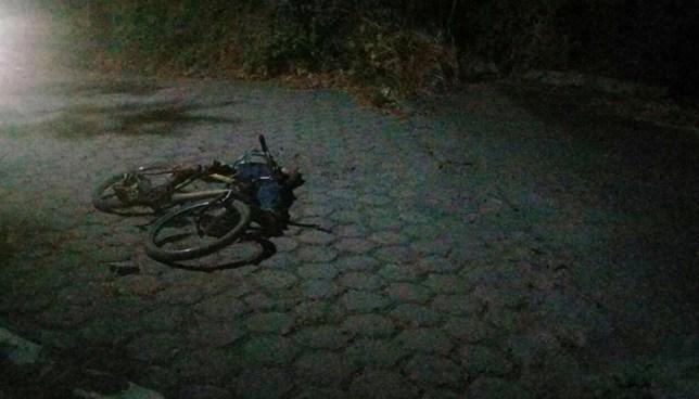Criminales matan a un hombre cuando se conducía en su bicicleta en Moncagua