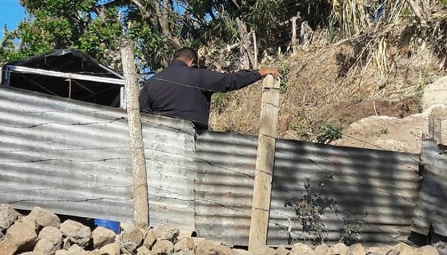 Pandilleros matan a un hombre y le desfiguran la cara a machetazos en Panchimalco