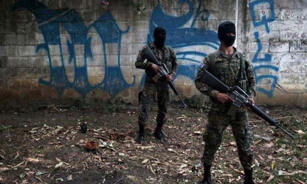 Pandillas asesinaron a a más de 3,500 personas durante el 2017