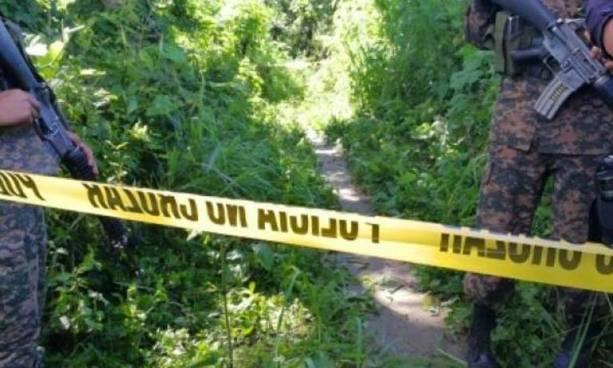 Hombre es asesinado a machetazos en los Planes de Renderos