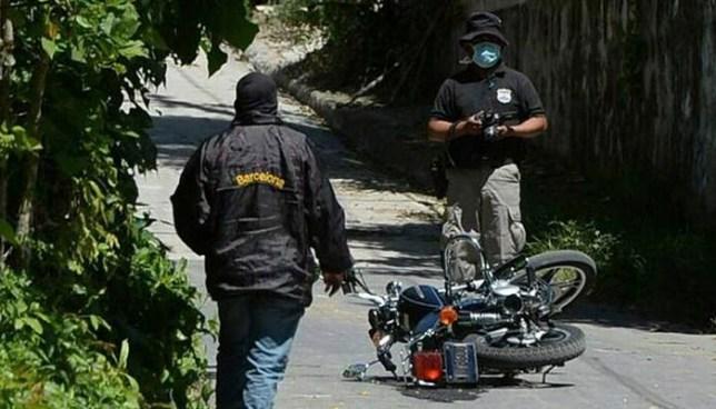 Sentencian a 40 años de cárcel a pandilleros por el asesinato de sargento de la PNC