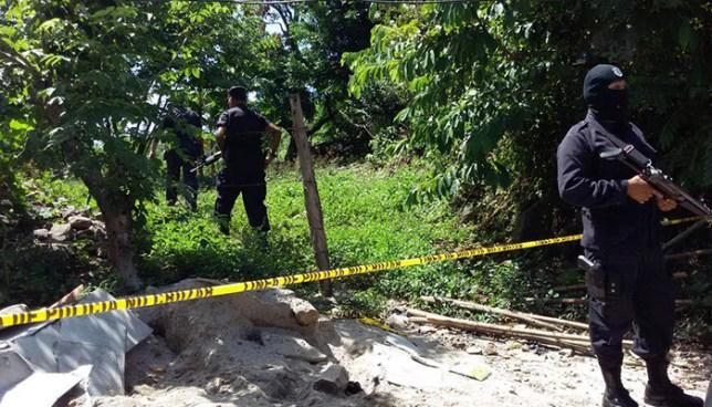 "Matan a adolescente en el sector de ""La Presa"" del Puerto de La Libertad"