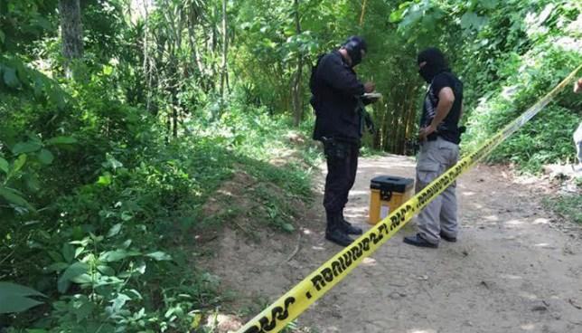 Hallan el cadáver putrefacto de una persona en un barranco de la residencial Altavista