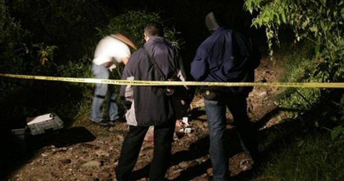 Hallan en una quebrada de Santa Ana el cadáver de un hombre que fue estrangulado