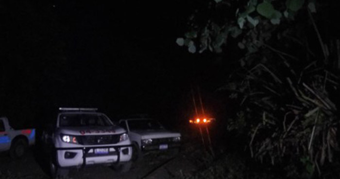 Desconocidos matan a balazos a hombre cerca de un centro escolar en San Juan Opico