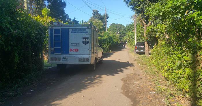 Pandilleros asaltan y matan a joven de 23 años en San Juan Opico