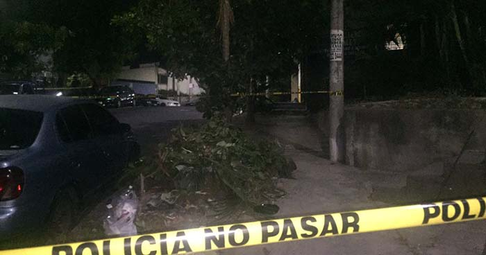 Desconocidos matan a joven en una de las colonias del municipio de San Marcos