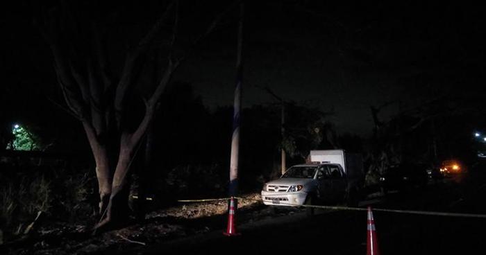 Sujetos a bordo de un vehículo matan a balazos a un hombre en San Marcos