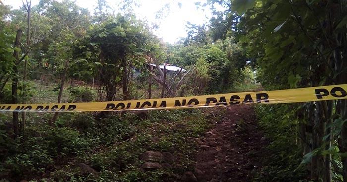 Hallan el cadáver putrefacto de un hombre en hacienda de San Pedro Masahuat, La Paz