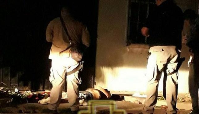 Anciano muere tras ser apuñalado en una residencial de San Sebastián Salitrillo, Santa Ana