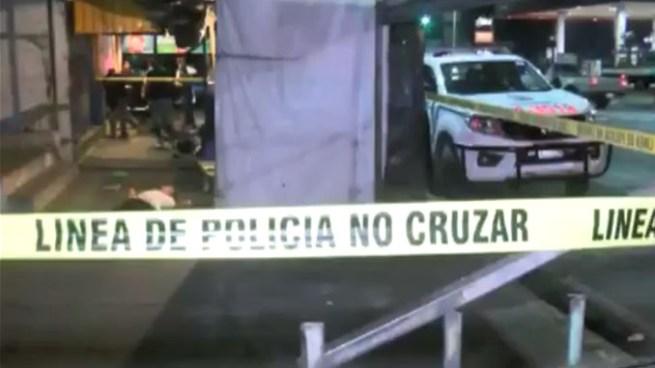 Delincuentes matan a un hombre con arma corto punzante en el bulevar San Bartolo
