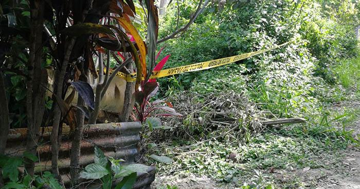 Matan a balazos a hombre en el municipio de Santa Isabel Ishuatán, Sonsonate