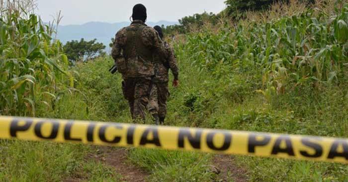 Pandilleros matan a agricultor cuando regresaba de cuidar su milpa en Santa María Ostuma, La Paz