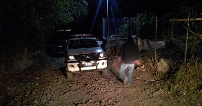 Miembro de la MS es asesinado junto a su madre en Sensuntepeque, Cabañas