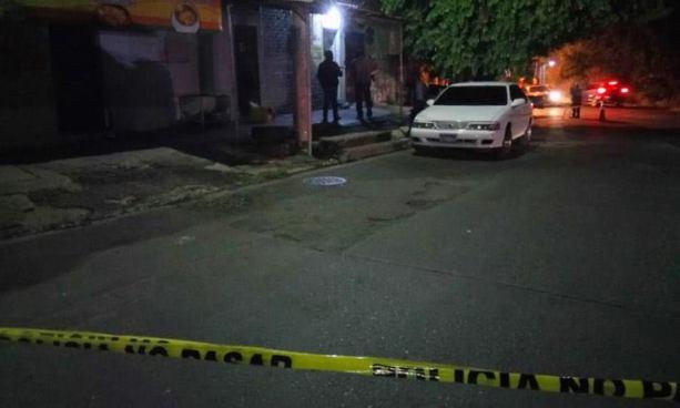 Taxista 'pirata' es asesinado a balazos en Mejicanos, San Salvador