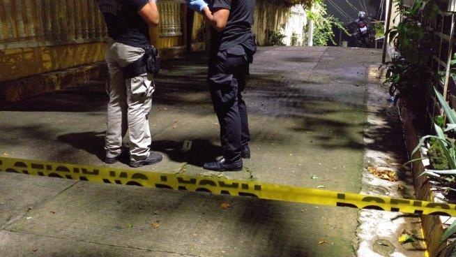 Dos personas fallecidas tras ataque armado en colonia Vista Bella