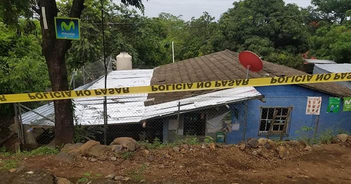 Hombre es asesinado cuando visitaba a familiares en el cantón Las Lomitas de San Miguel