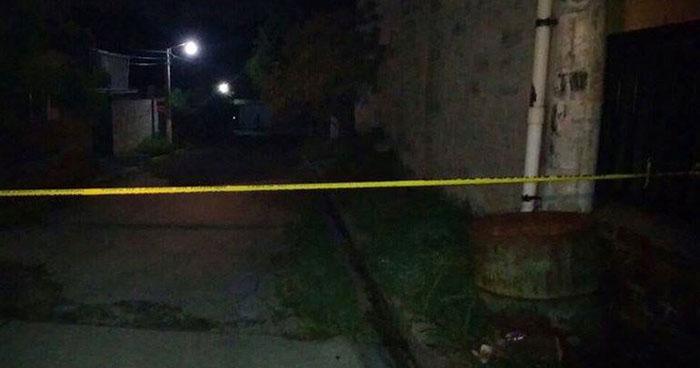 Un pandillero fue asesinado a balazos cuando descansaba en su vivienda en Zacatecoluca